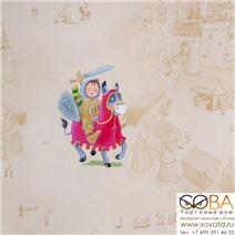 Обои Rasch 297713 купить по лучшей цене в интернет магазине стильных обоев Сова ТД. Доставка по Москве, МО и всей России