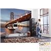 Фотообои Komar Bay Bridge артикул 8-733 размер 368 x 254 cm площадь, м2 9,3472 на бумажной основе, интернет-магазин Sportcoast.ru