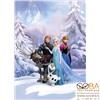 Фотообои Komar Frozen Winter Land артикул 4-498 размер 184 x 254 cm площадь, м2 4,6736 на бумажной основе, интернет-магазин Sportcoast.ru