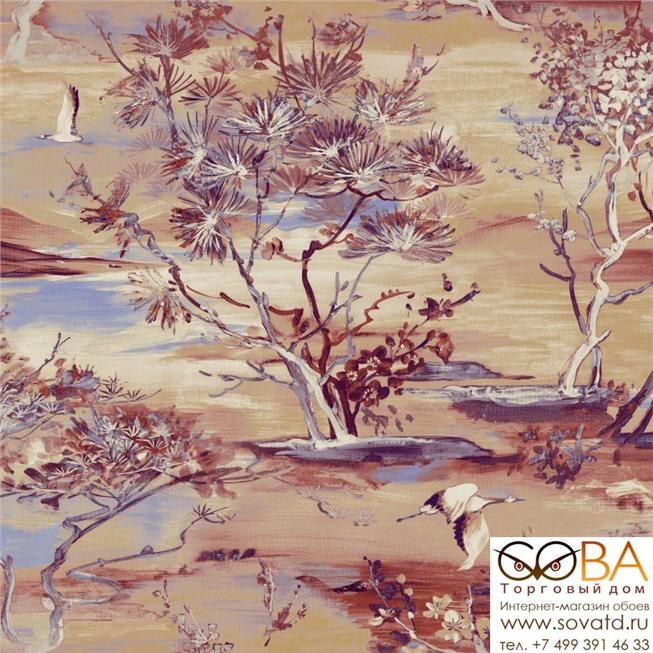 Обои OVK Design Nature 10372-02 купить по лучшей цене в интернет магазине стильных обоев Сова ТД. Доставка по Москве, МО и всей России