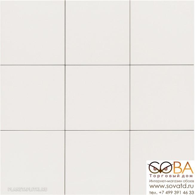 Керамогранит Mainzu  Trinity Riga White 20 x 20 купить по лучшей цене в интернет магазине стильных обоев Сова ТД. Доставка по Москве, МО и всей России