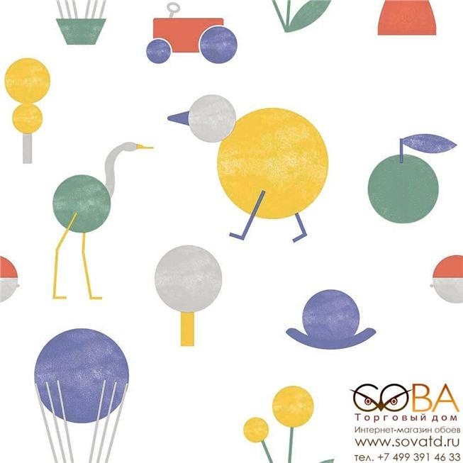 Обои Limonta 96414 Play купить по лучшей цене в интернет магазине стильных обоев Сова ТД. Доставка по Москве, МО и всей России