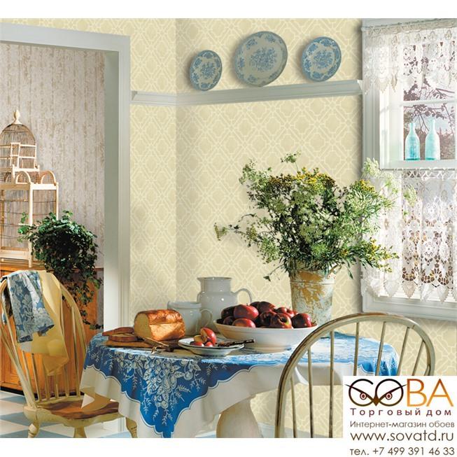 Обои Seabrook CT40511 The Avenues купить по лучшей цене в интернет магазине стильных обоев Сова ТД. Доставка по Москве, МО и всей России