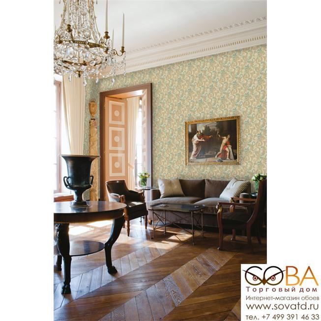 Обои Seabrook SO51102 Arabesque купить по лучшей цене в интернет магазине стильных обоев Сова ТД. Доставка по Москве, МО и всей России