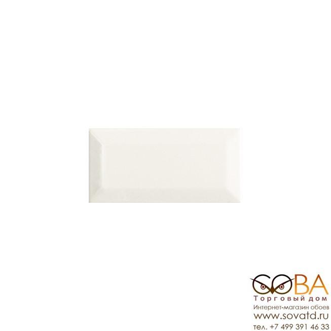 Настенная плитка Tonalite  Biselado Bianco 7.5 x 15 купить по лучшей цене в интернет магазине стильных обоев Сова ТД. Доставка по Москве, МО и всей России