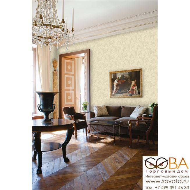 Обои York NM2933 Normandy Manor купить по лучшей цене в интернет магазине стильных обоев Сова ТД. Доставка по Москве, МО и всей России