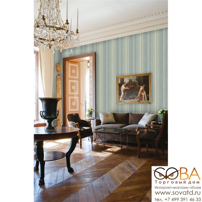 Обои Seabrook FR60702 Affresco купить по лучшей цене в интернет магазине стильных обоев Сова ТД. Доставка по Москве, МО и всей России