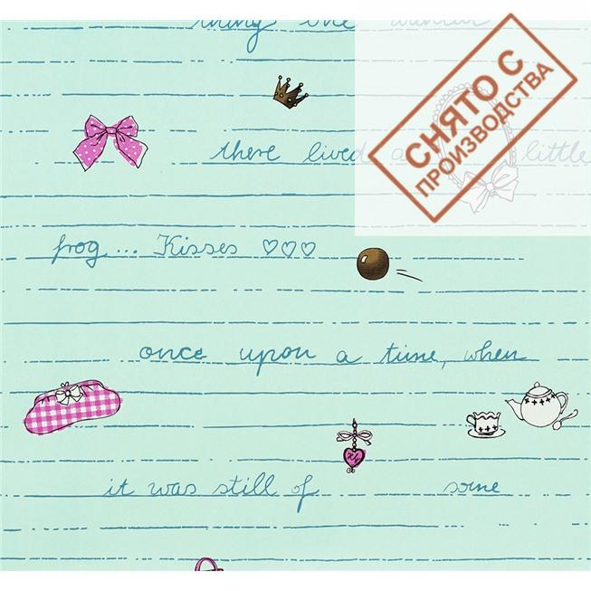 Обои Marburg 54123 Gloockler Children's Paradise купить по лучшей цене в интернет магазине стильных обоев Сова ТД. Доставка по Москве, МО и всей России