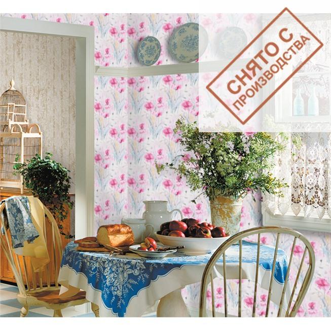 Обои Seabrook IM40002 Impressionist купить по лучшей цене в интернет магазине стильных обоев Сова ТД. Доставка по Москве, МО и всей России