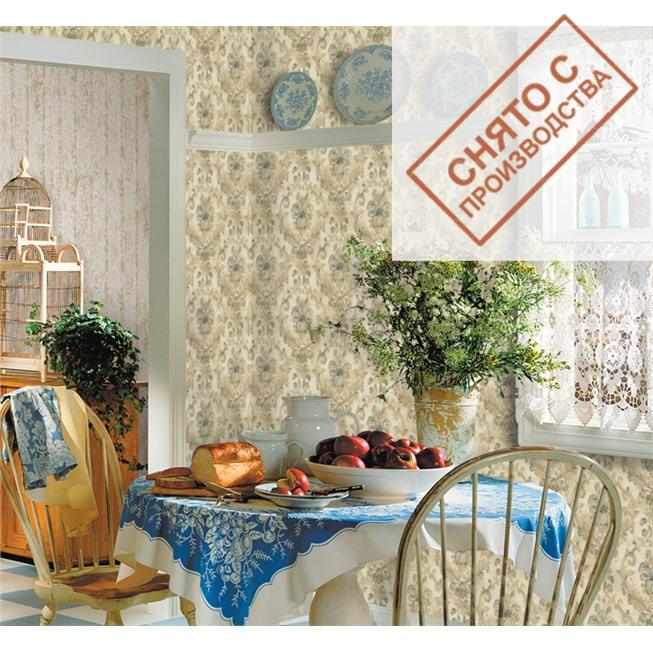 Обои Seabrook LJ80908 Le Jardin купить по лучшей цене в интернет магазине стильных обоев Сова ТД. Доставка по Москве, МО и всей России