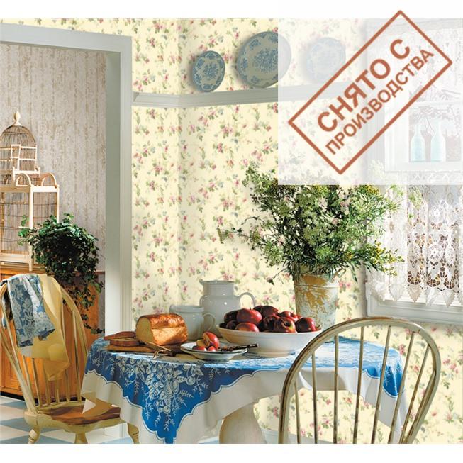 Обои York NM2908 Normandy Manor купить по лучшей цене в интернет магазине стильных обоев Сова ТД. Доставка по Москве, МО и всей России