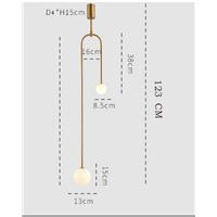 Подвесной светильник Mikle