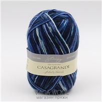 Пряжа Stripy цвет 572, 210м/50г, Casagrande
