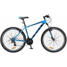 Велосипед Stels Navigator 500 V V020 Синий 27,5, интернет-магазин Sportcoast.ru