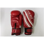 Перчатки боксерские детские Pak Rus , иск.кожа , 4 OZ, (красные) PR-128888