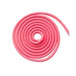 Скакалка для художественной гимнастики RGJ-101, 3 м, красный