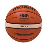 Мяч баскетбольный BGF7X №7, FIBA approved