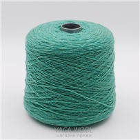 Пряжа Lambswool Мята 241, 212м/50г., Knoll Yarns, Spearmint