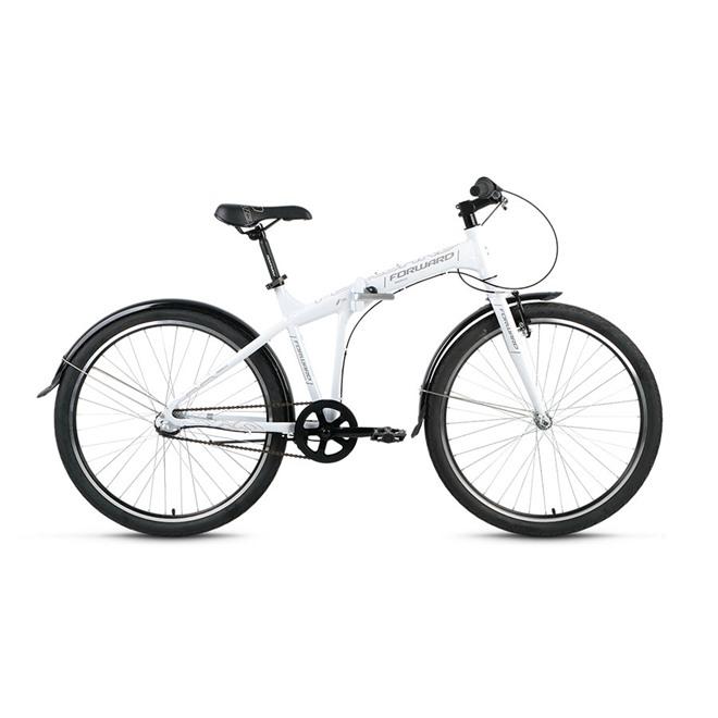 Велосипед Forward Tracer 3.0 26 (2017) Белый, интернет-магазин Sportcoast.ru