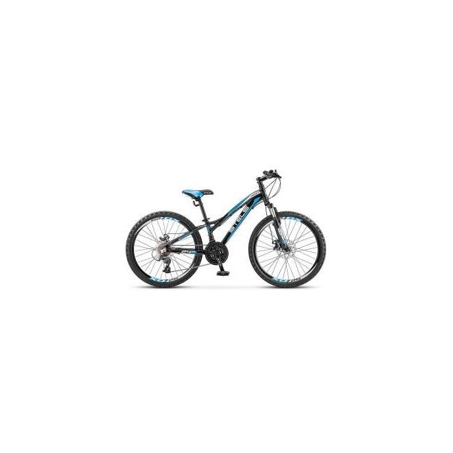 "Велосипед Stels Navigator 24"" 460 MD V020 Черный  , интернет-магазин Sportcoast.ru"