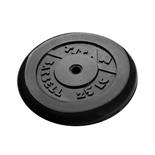 Диск обрез. (d = 26 мм, черный, 25 кг)