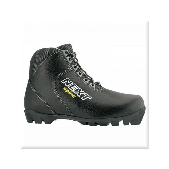 Ботинки лыжные NNN SPINE Next (кожа), интернет-магазин Sportcoast.ru