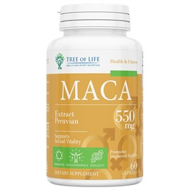 MACA 550mg 60 caps