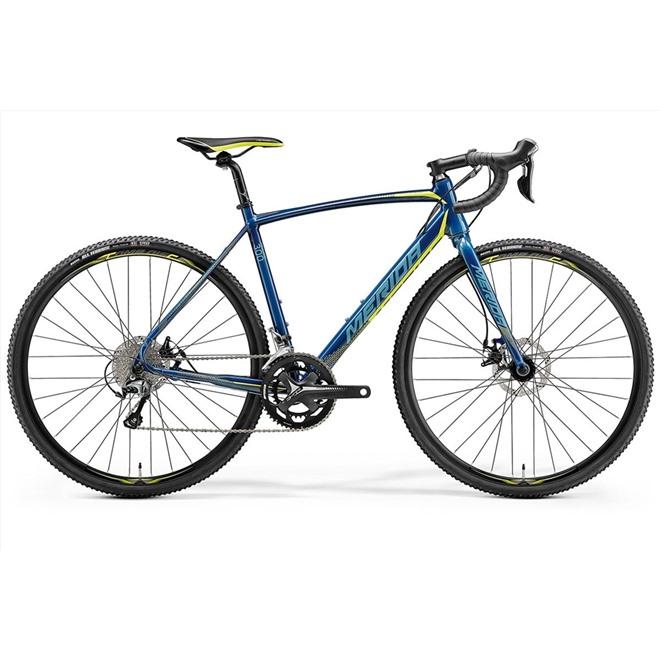 Велосипед Merida CycloCross 300 2018, интернет-магазин Sportcoast.ru