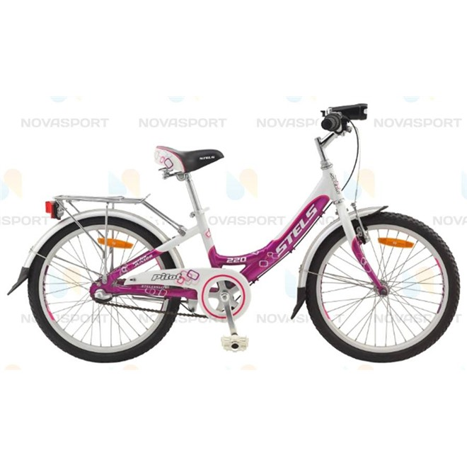 Велосипед Stels Pilot 220 Girl 20 (2014), интернет-магазин Sportcoast.ru