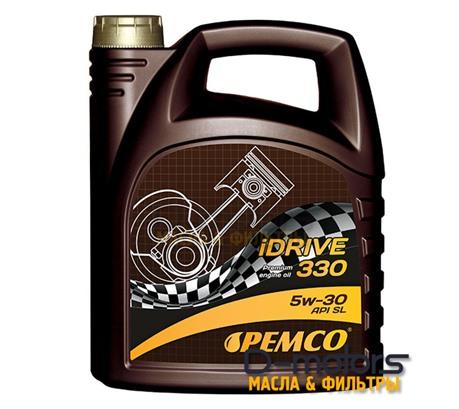 Моторное мало Pemco Idrive 330 5w-30 (4л.)