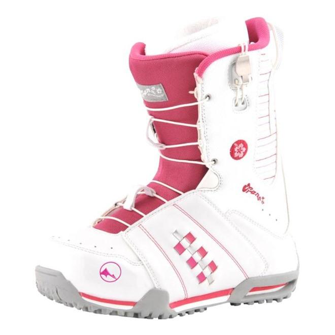 Сноубордические ботинки TRANS Girl Rider, интернет-магазин Sportcoast.ru