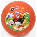 "Мяч для плейграунда Смешарики SMPG 103 ПИН размер 8,5"""
