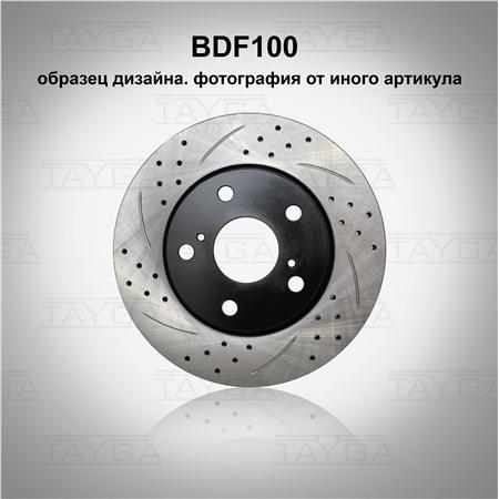 BDF100 - ЗАДНИЕ