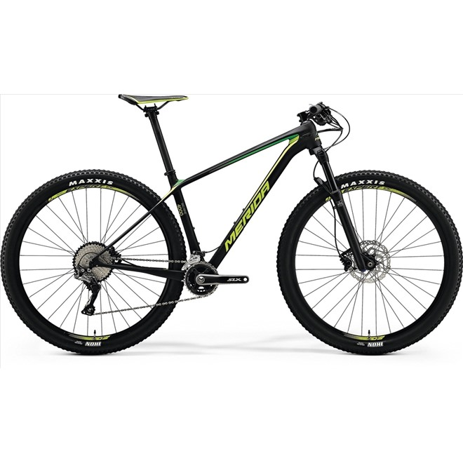 Велосипед Merida Big Nine 4000 (2018), интернет-магазин Sportcoast.ru