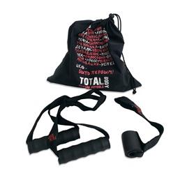 Набор аксессуаров для эспандеров (рукоятки, якорь, сумка)