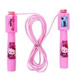Скакалка Hello Kitty со счетчиком оборотов HB1001-KC