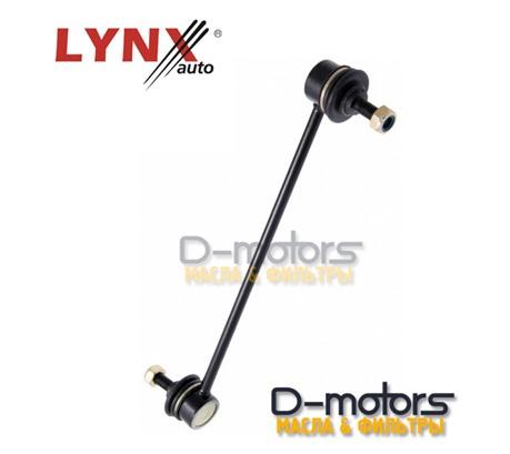 Стойка стабилизатора переднего LYNXauto для VW Polo, 1,6 (85, 105 л.с.)