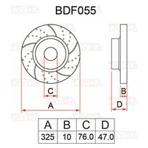 BDF055