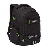 """Рюкзак для ноутбука 13"""" Grizzly Keep Control 19 л RU-037-5/3"""