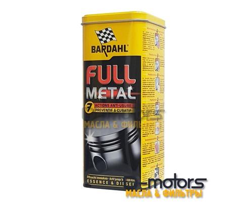 Присадка в моторное масло Bardahl Full Metal (400 мл.)