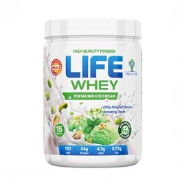 Life Whey 1lb Сывороточный протеин с добавлением казеиновый матрицы