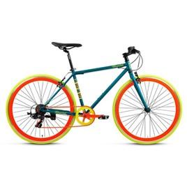"""Велосипед 28"""" Forward Indie Jam 2.0 Зеленый Матовый 16-17 г, интернет-магазин Sportcoast.ru"""