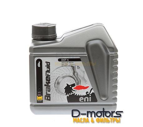 Тормозная жидкость Eni Brake Fluid DOT-4 (1л)