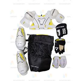 Комплект защиты Fischer Starter Kit(5 предметов), интернет-магазин Sportcoast.ru