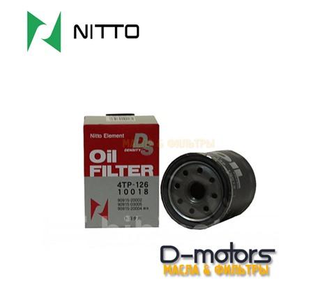 Фильтр масляный NITTO 4TP-126