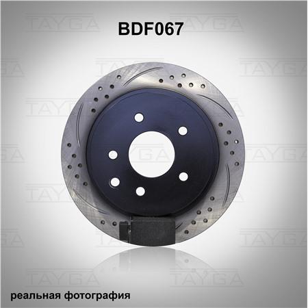 BDF067 - ЗАДНИЕ