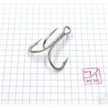 Крючок Koi 6066 № 2/0 , MT, тройник (10 шт.) KH3341-2/0MT