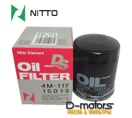Фильтр масляный NITTO 4M-117