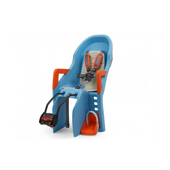 Велокресло детское Polisport Guppy Maxi FF, интернет-магазин Sportcoast.ru