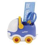 Канцелярский детский набор Юнландия Автомобиль 4 предмета 236960